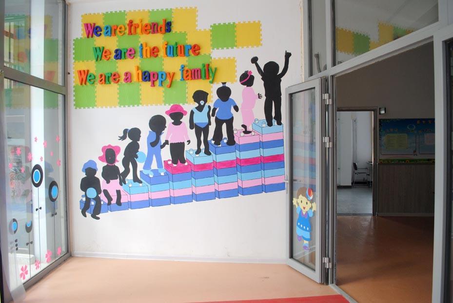 美丽的幼儿园